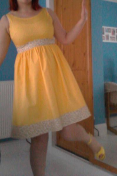 Yellow wedges!