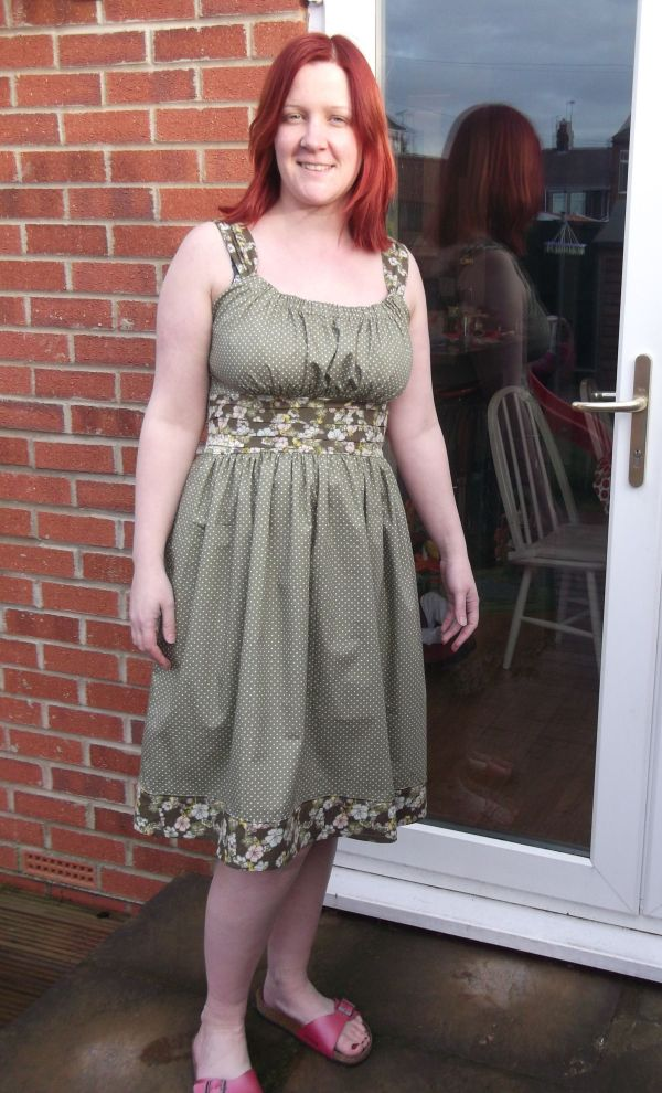 The Sis Boom Jamie Dress
