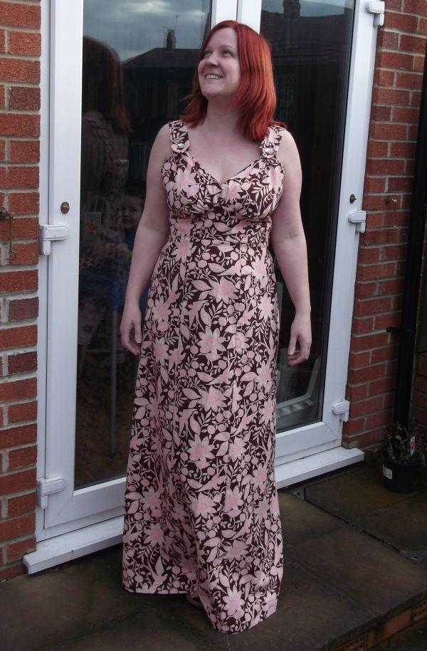 The Colette Parfait Maxi Dress