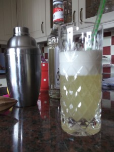 Morning Glory Fizz