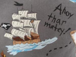 Ahoy thar matey!