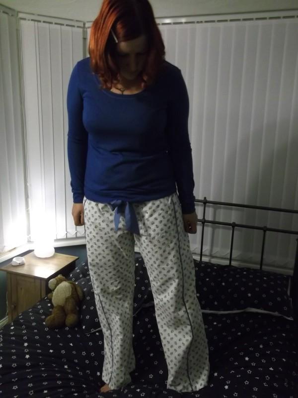 Renfrew top and Tofino pants