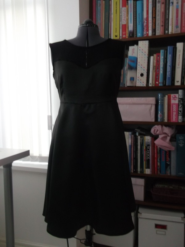 Ava Dress - front view
