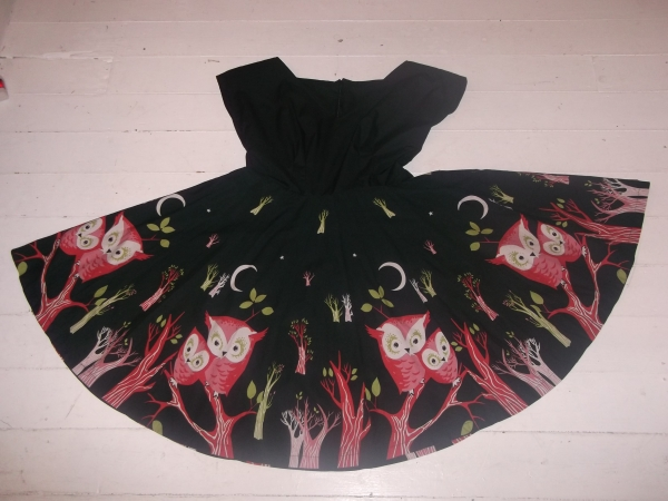 Ruby Belle Skirt with By Hand London Anna bodice