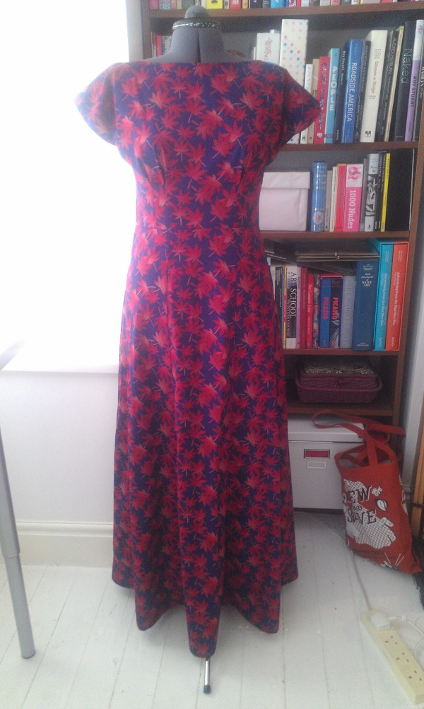 By Hand London Anna Maxi Dress