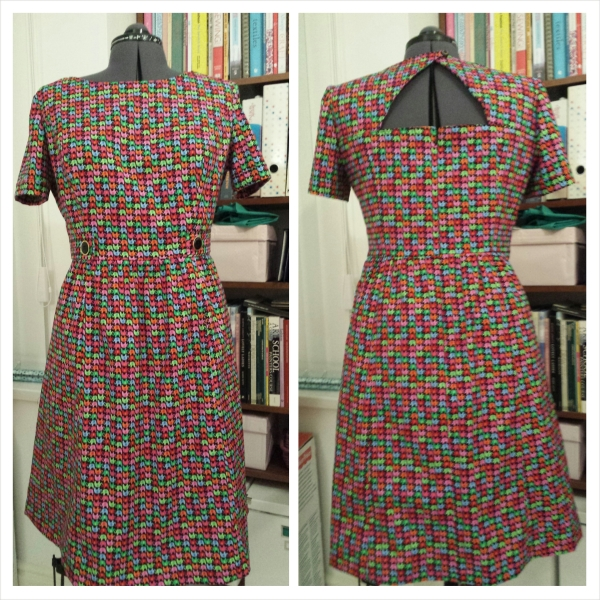 Simplicity 1652 - Front and Back views