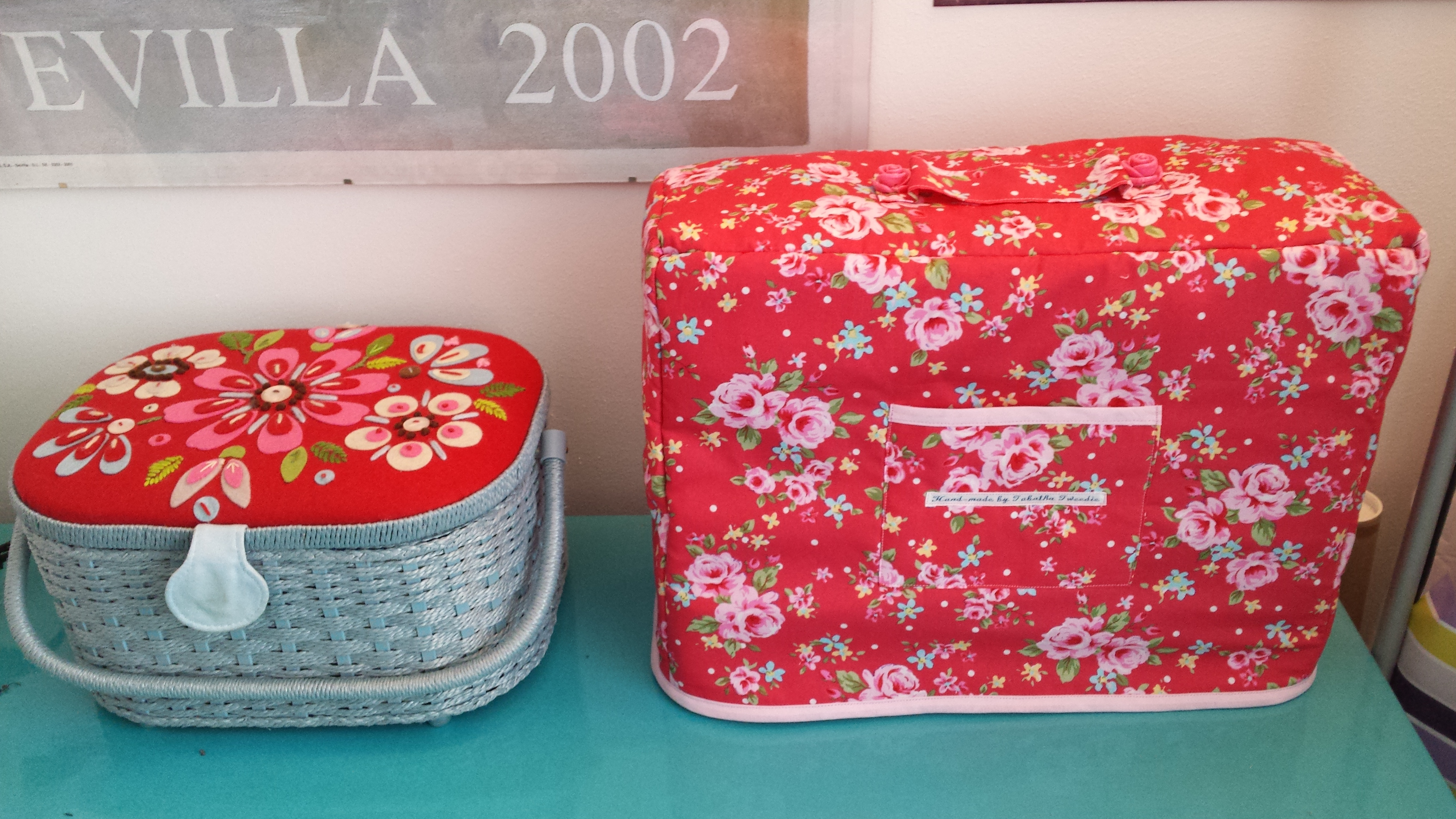 Thread carefully share our enthusiasm page 17 it looks just right next to my cath kidston sewing box jeuxipadfo Choice Image
