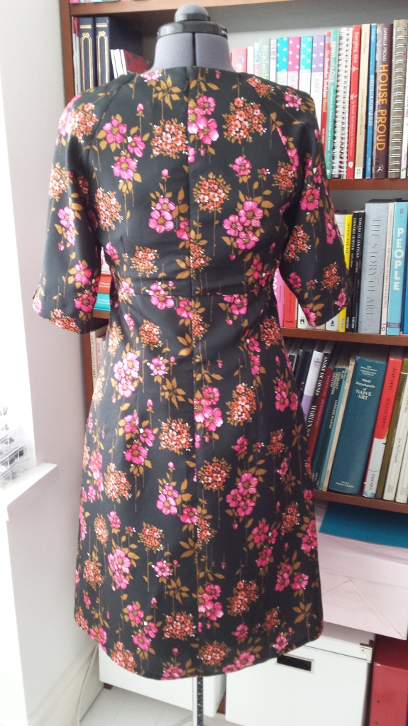 Simplicity 1800 - back view