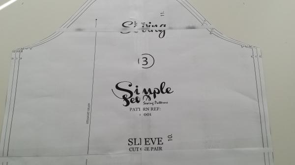 Sleeve pattern