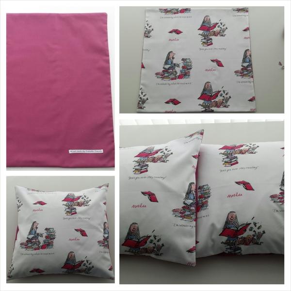 Matilda cushions!