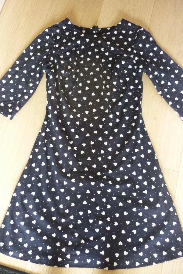 After Dark Sewing's Brigitte dress