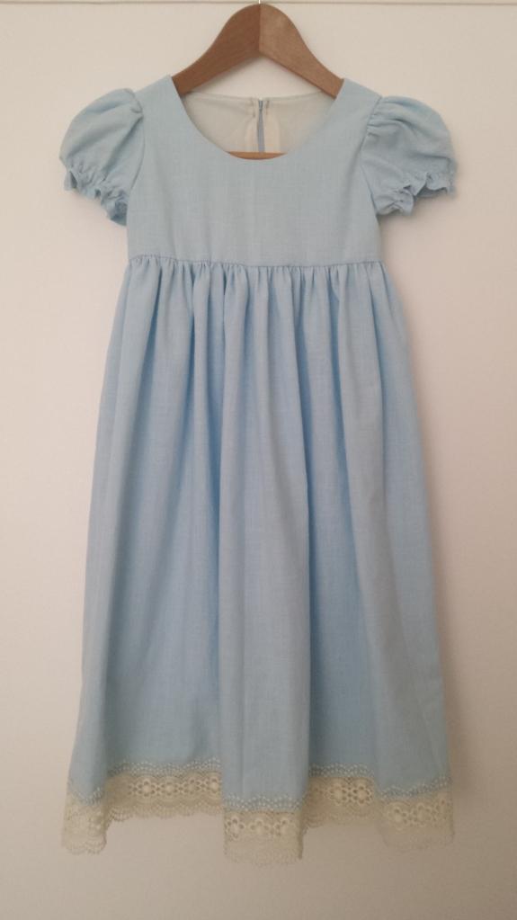 Little Tweedie's Pride and Prejudice dress