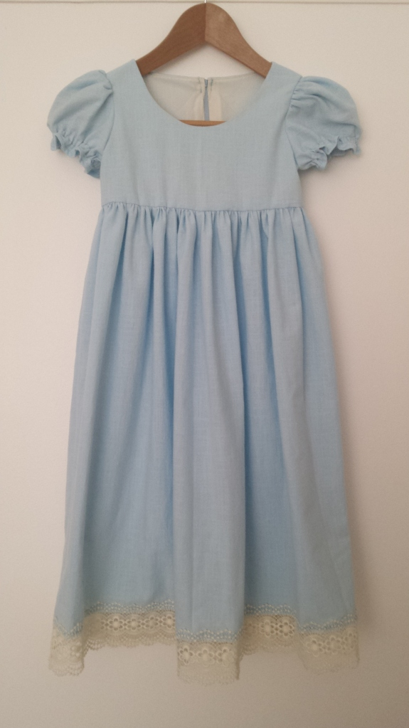 Little Tweedie's Pride and Prejudice dress