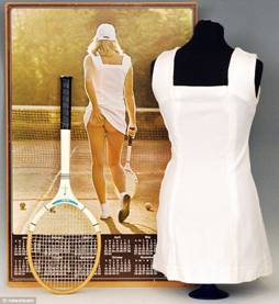 Athena Tennis Dress