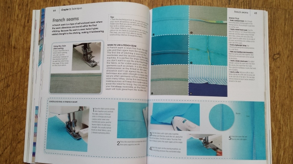 How to sew a French seam on your overlocker