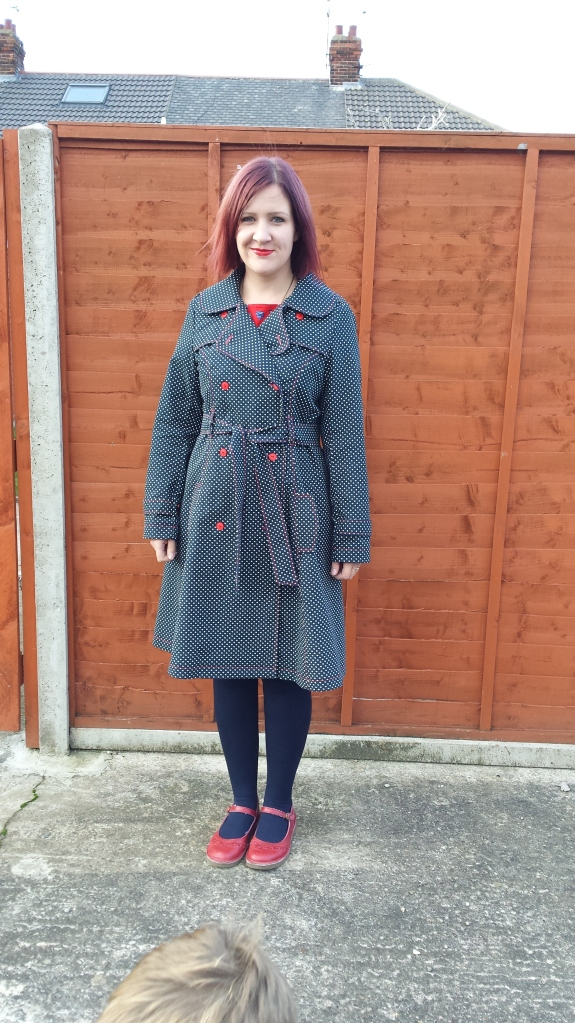Sewaholic Robson Trench Coat