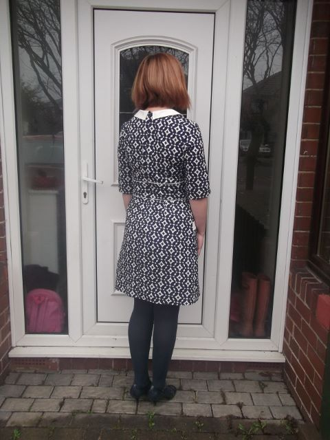 Simplicity 1882 - back view