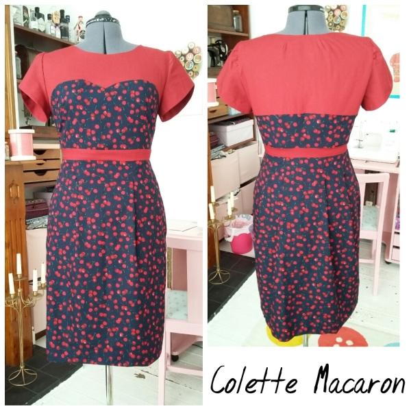 Colette Macaron Dress