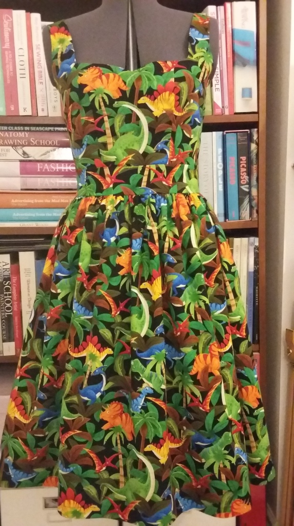 The Dinosaur Dress