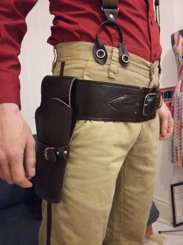 Gun holster!