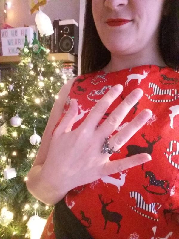 Reindeer ring!